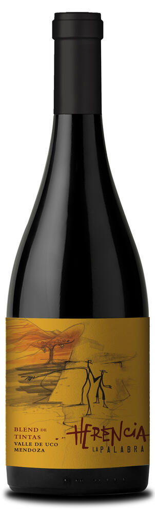 Herencia La Palabra Red Blend Bottle Preview