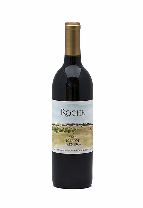 Roche Winery and Vineyards Merlot Carneros Bottle Preview