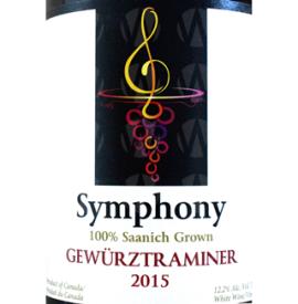 Symphony Vineyard Gewürztraminer