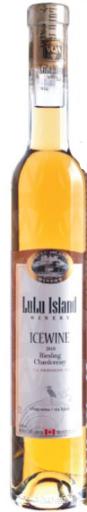 Lulu Island Winery Riesling Chardonnay Icewine