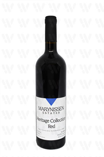 Marynissen Estates Winery Heritage Collection Red