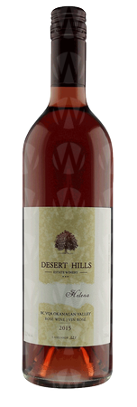 Desert Hills Estate Winery Helena Rosé