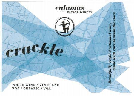 Calamus Estate Winery Crackle