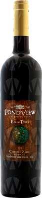 PondView Estate Winery Bella Terra Cabernet Franc
