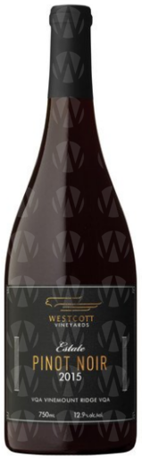 Westcott Vineyards Estate Pinot Noir