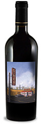 Behrens Family Winery Another Roadside Attraction Bottle Preview