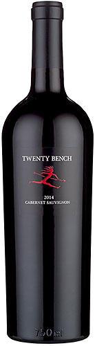 Twenty Bench Cabernet Sauvignon Bottle Preview