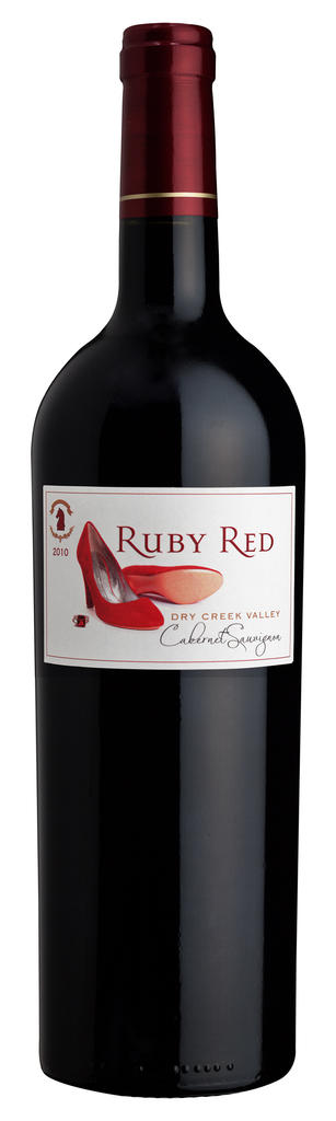 Summers Estate Wines Ruby Red Dry Creek Valley Cabernet Sauvignon Bottle Preview