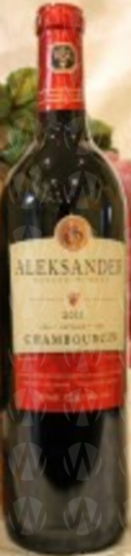Aleksander Estate Winery Chambourcin
