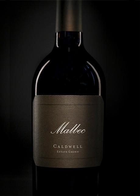 Caldwell Vineyard Malbec Bottle Preview