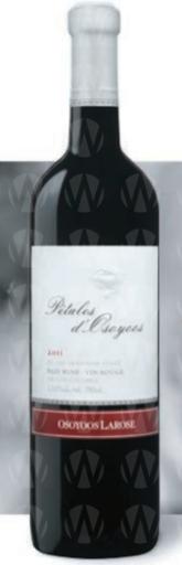 Osoyoos Larose Estate Winery Pétales d'Osoyoos