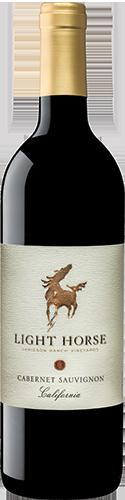 Jamieson Ranch Vineyards LIGHT HORSE CALIFORNIA CABERNET SAUVIGNON Bottle Preview