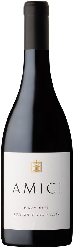 Amici Cellars Amici Pinot Noir Russian River Valley Bottle Preview