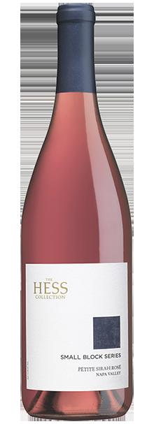 Napa Valley Petite Syrah Rosé Bottle