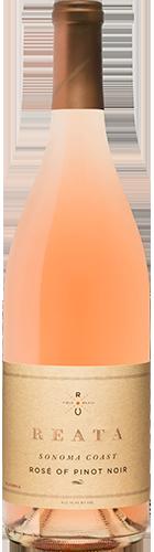 Jamieson Ranch Vineyards REATA SONOMA COAST ROSÉ OF PINOT NOIR Bottle Preview