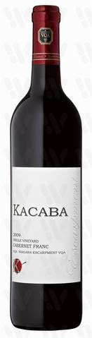 Kacaba Vineyards and Winery Cabernet Franc, Single Vineyard
