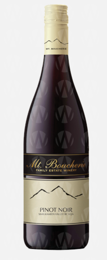 Mt. Boucherie Family Estate Pinot Noir
