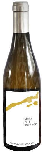 16 Mile Cellar Civility Chardonnay