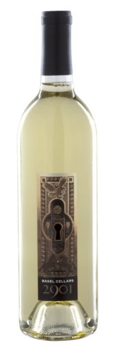 2901 White Bottle