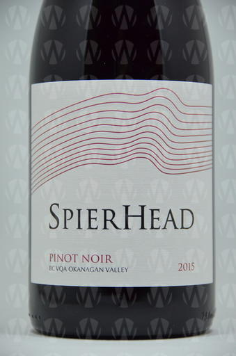 SpearHead Winery Pinot Noir