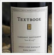 """TEXTBOOK """"Saut de cerf"""" Bottle Preview"""