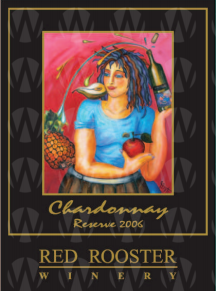 Red Rooster Winery Reserve Chardonnay