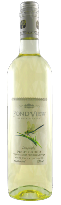 PondView Estate Winery Dragonfly Pinot Grigio