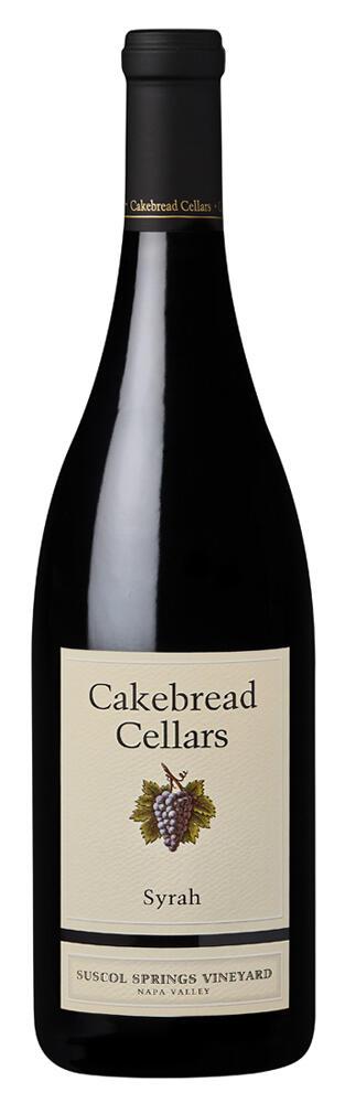 Cakebread Cellars Syrah Napa Valley Bottle Preview