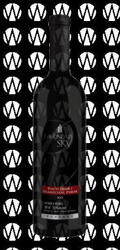Avondale Sky Winery Baco Noir Maréchal Foch Reserve