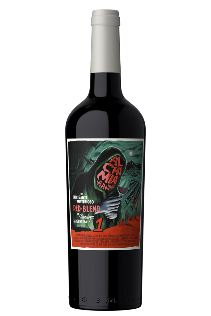 Alchimia Wines Mystic Red Blend 1 Bottle Preview