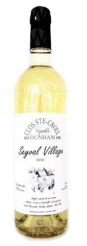 Clos Ste-Croix-Dunham Seyval Village