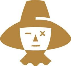 Scarecrow Wine Logo