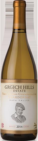 Grgich Hills Estate Paris Tasting Commemorative Chardonnay Bottle Preview