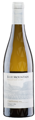 Blue Mountain Vineyard and Cellars Ltd. Chardonnay