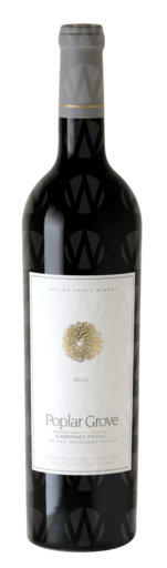 Poplar Grove Winery Munson Cabernet Franc