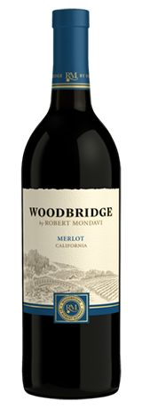 Woodbridge Merlot Bottle Preview