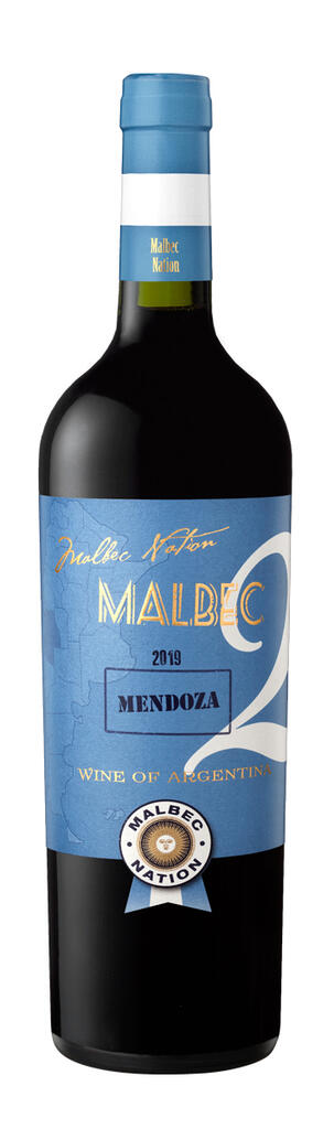 Malbec Nation Malbec Nation #2 - Estate Wine - Bottle Preview