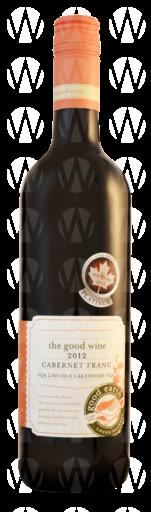 Vineland Estates The Good Wine Cabernet Franc