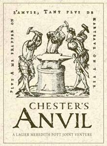 Chester's Anvil Zinfandel Bottle
