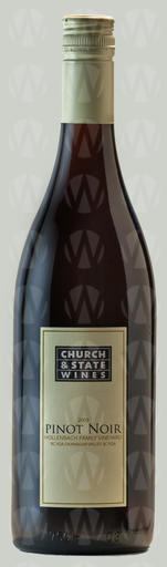 Church & State Wines Estate Pinot Noir