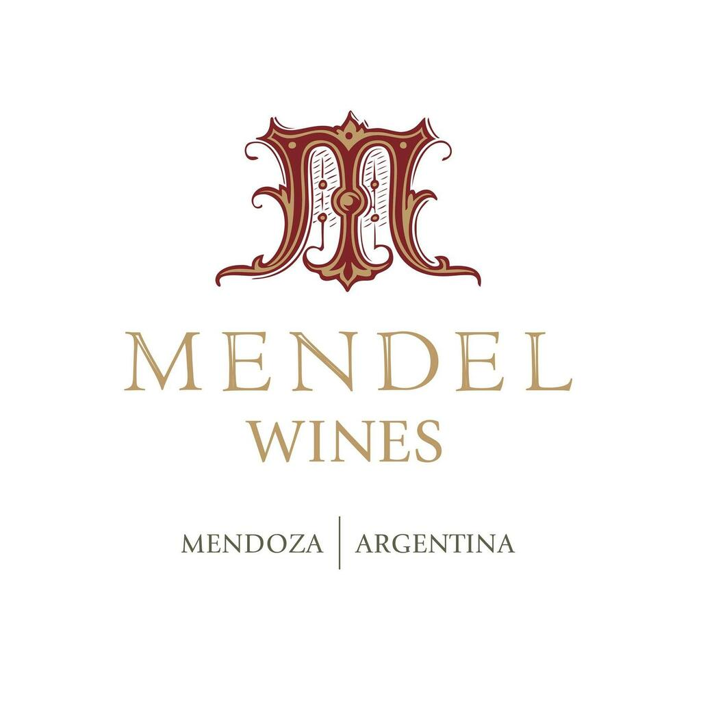 Mendel Wines Logo