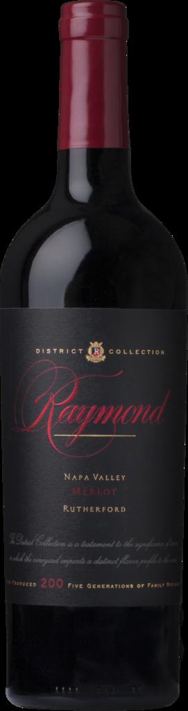 Raymond Vineyards Rutherford Merlot Bottle Preview