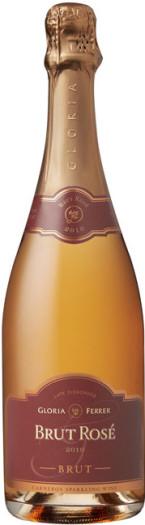 Gloria Ferrer Vintage Sparkling Wines Brut Rosé Bottle Preview