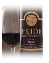 Pride Mountain Vineyards Logo