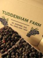 Tuddenham Farms Logo