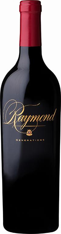 Raymond Vineyards Generations Napa Valley Cabernet Sauvignon Bottle Preview