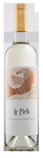 Purlieu Wines Le Pich Napa Valley Sauvignon Blanc Bottle Preview