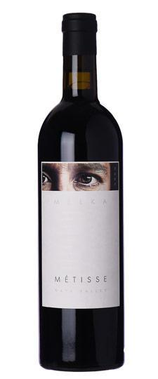 Melka Estates Metisse Jumping Goat Vineyard Bottle Preview