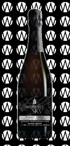 Avondale Sky Winery Pinot Noir Blanc de Noir Brut