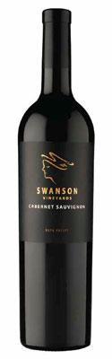 Swanson Vineyards Cabernet Sauvignon Bottle Preview